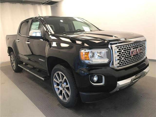 2018 GMC Canyon Denali (Stk: 191433) in Lethbridge - Image 1 of 19