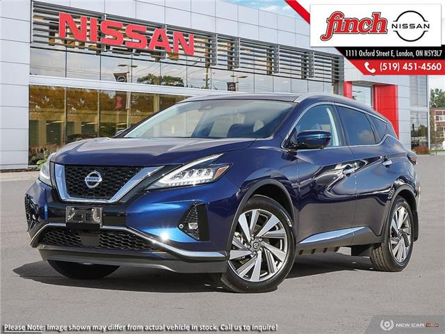 2021 Nissan Murano SL (Stk: 18008) in London - Image 1 of 23