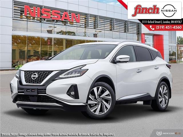 2021 Nissan Murano SL (Stk: 18011) in London - Image 1 of 23