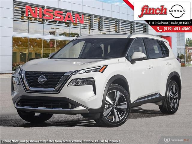2021 Nissan Rogue Platinum (Stk: 16100) in London - Image 1 of 23