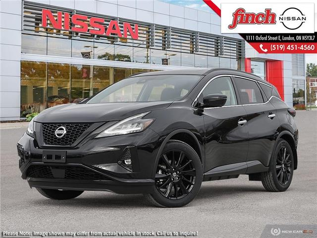 2021 Nissan Murano Midnight Edition (Stk: 18019) in London - Image 1 of 23
