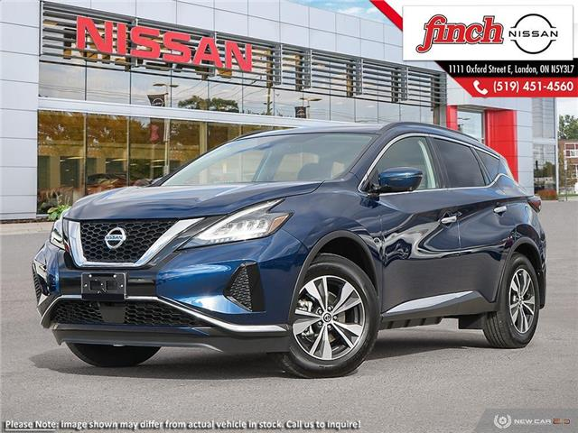 2021 Nissan Murano SV (Stk: 18021) in London - Image 1 of 23