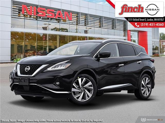 2021 Nissan Murano SL (Stk: 18025) in London - Image 1 of 23