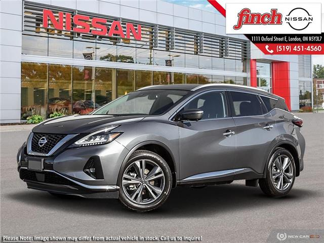 2021 Nissan Murano Platinum (Stk: 18024) in London - Image 1 of 23