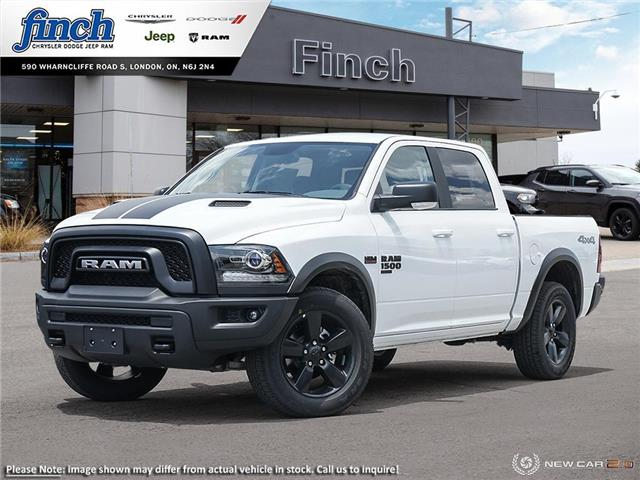 2021 RAM 1500 Classic SLT (Stk: 100288) in London - Image 1 of 24