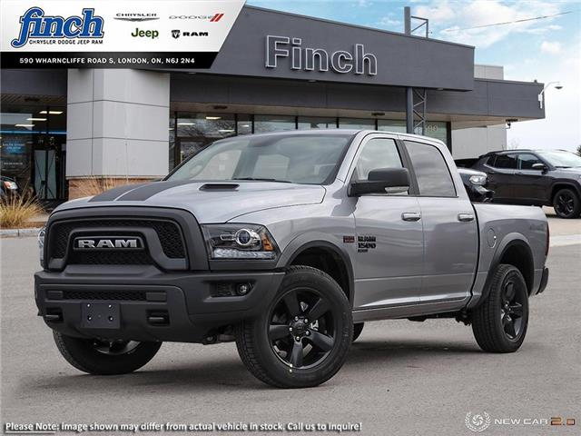 2021 RAM 1500 Classic SLT (Stk: 100306) in London - Image 1 of 24
