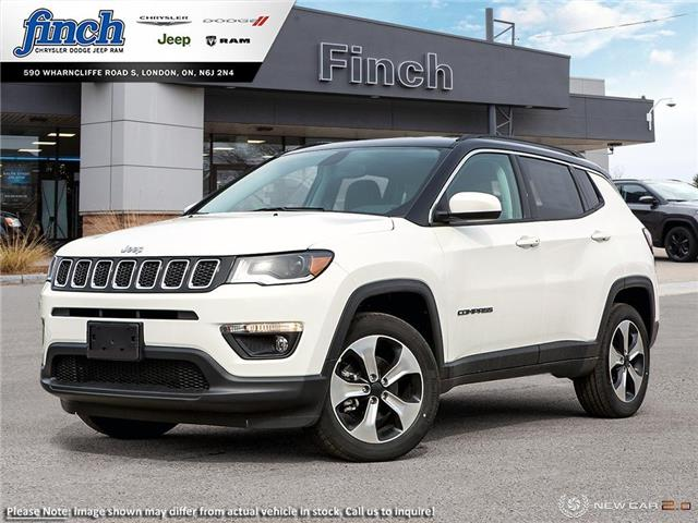 2021 Jeep Compass North (Stk: 99925) in London - Image 1 of 24