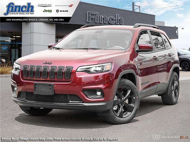 2021 Jeep Cherokee Altitude (Stk: 100116) in London - Image 1 of 24