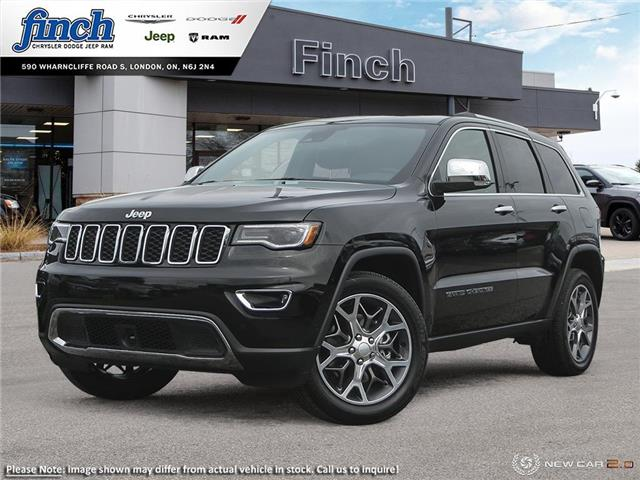 2021 Jeep Grand Cherokee Limited (Stk: 100737) in London - Image 1 of 24