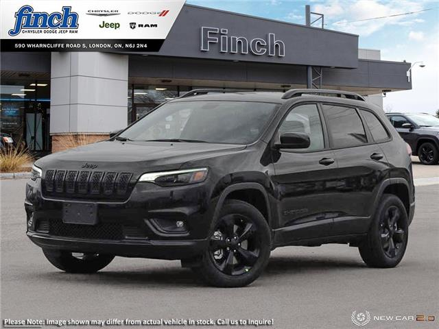 2021 Jeep Cherokee Altitude (Stk: 100468) in London - Image 1 of 24