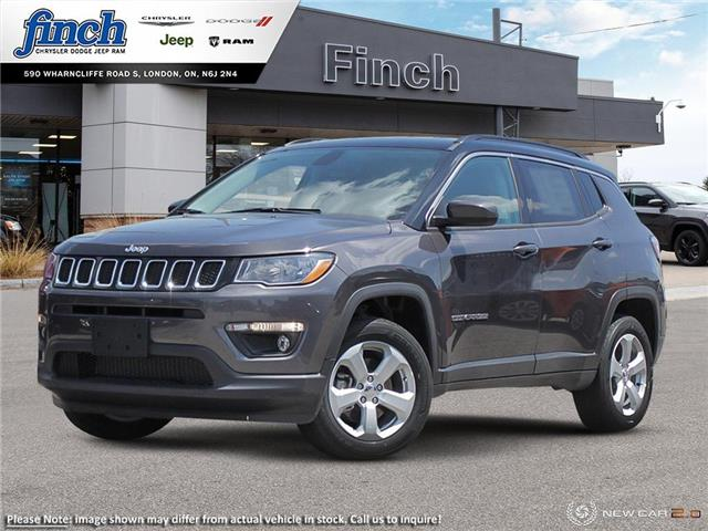 2021 Jeep Compass North (Stk: 99665) in London - Image 1 of 24