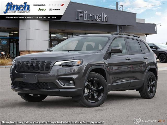 2021 Jeep Cherokee Altitude (Stk: 100246) in London - Image 1 of 24