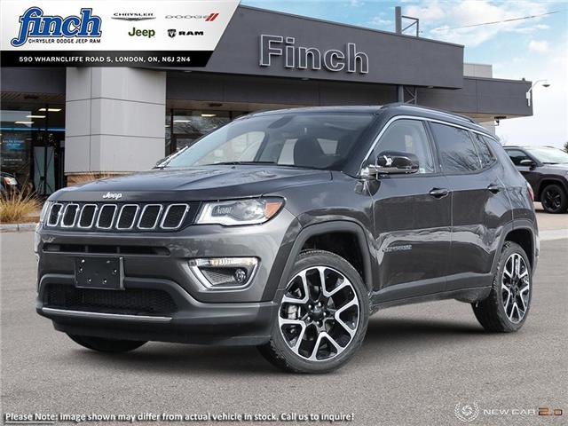 2021 Jeep Compass Limited (Stk: 99860) in London - Image 1 of 24