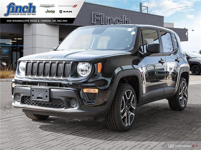 2021 Jeep Renegade Sport (Stk: 100915) in London - Image 1 of 27
