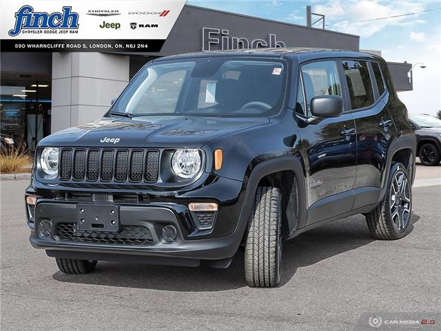 2021 Jeep Renegade Sport (Stk: 100914) in London - Image 1 of 27