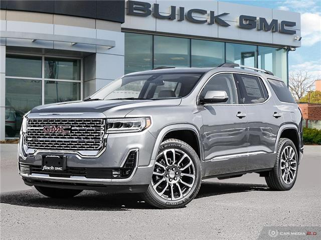 2021 GMC Acadia Denali (Stk: 151924) in London - Image 1 of 27