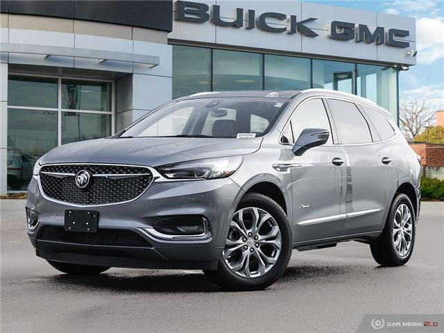2021 Buick Enclave Avenir (Stk: 152920) in London - Image 1 of 27