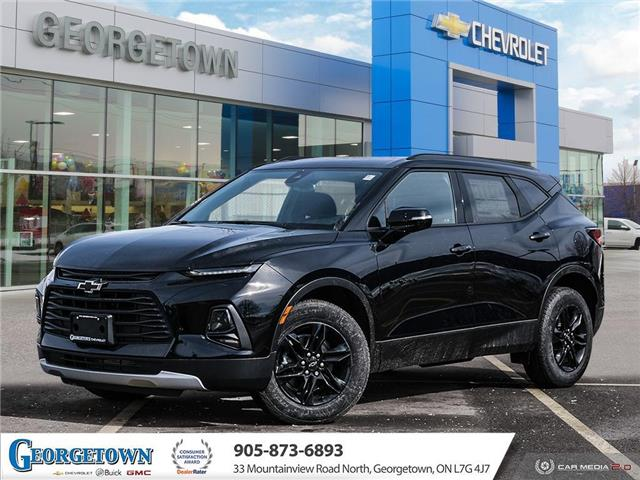 2021 Chevrolet Blazer LT (Stk: 33096) in Georgetown - Image 1 of 28