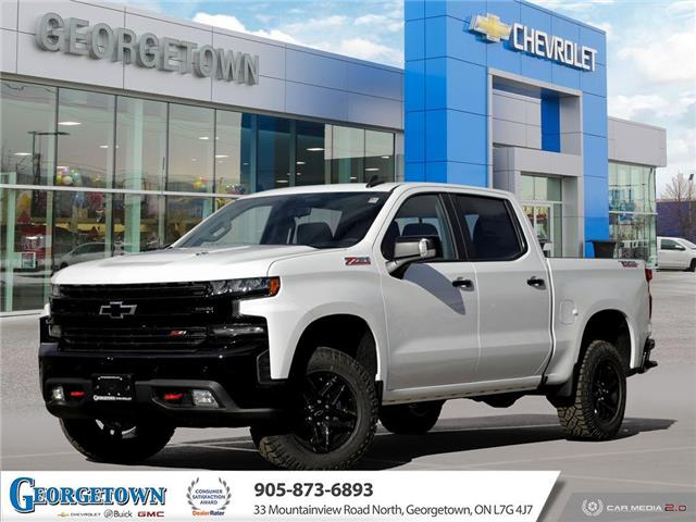 2021 Chevrolet Silverado 1500 LT Trail Boss (Stk: 32643) in Georgetown - Image 1 of 27