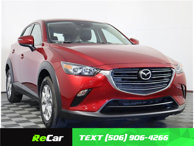 2020 Mazda CX-3 GS (Stk: 210840A) in Fredericton - Image 1 of 24
