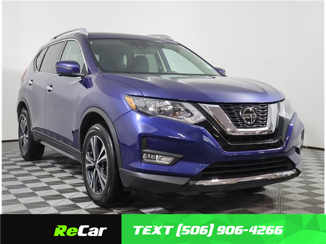 2020 Nissan Rogue SV (Stk: 211121B) in Fredericton - Image 1 of 25
