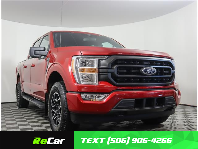 2021 Ford F-150 XLT (Stk: 211851B) in Fredericton - Image 1 of 24