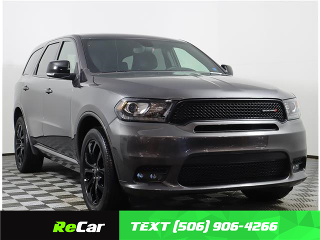 2020 Dodge Durango GT (Stk: 210427B) in Moncton - Image 1 of 27