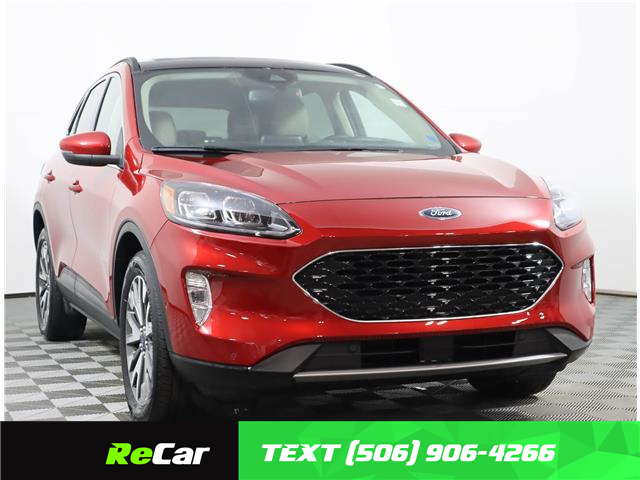 2020 Ford Escape Titanium (Stk: 210348B) in Saint John - Image 1 of 25