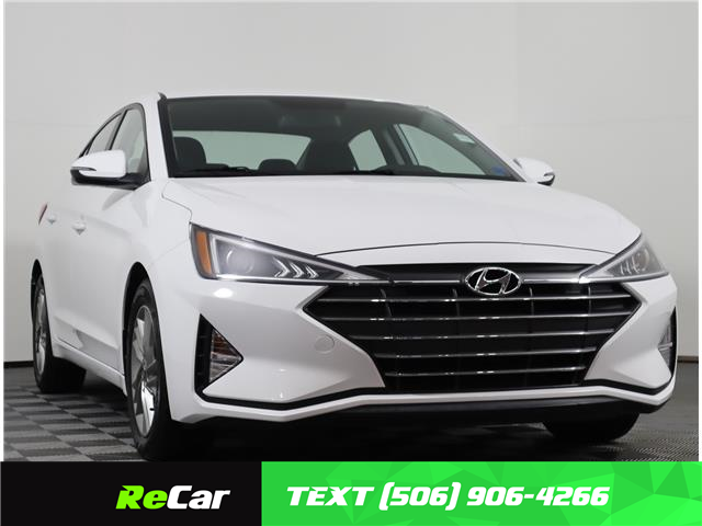2020 Hyundai Elantra Preferred (Stk: 210703B) in Saint John - Image 1 of 23