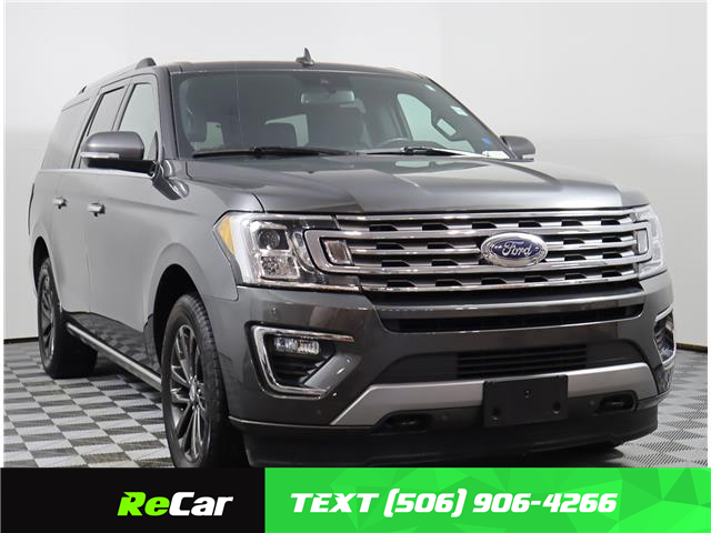 2020 Ford Expedition Max Limited (Stk: 210256B) in Saint John - Image 1 of 24