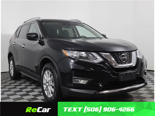 2020 Nissan Rogue SV (Stk: 210070A) in Woodstock - Image 1 of 21