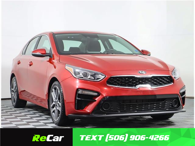2020 Kia Forte EX+ (Stk: 210183A) in Woodstock - Image 1 of 25