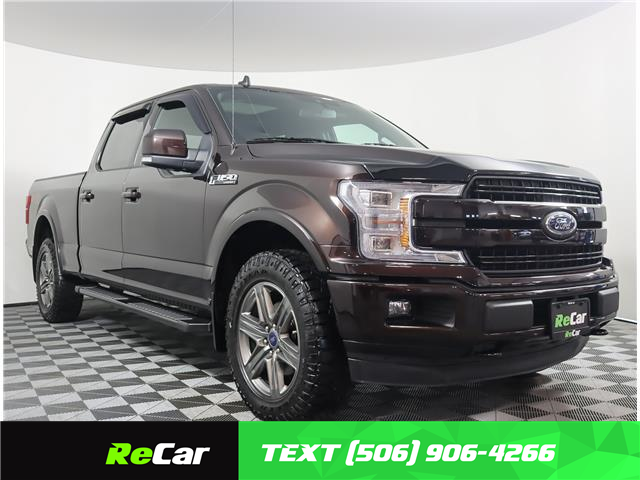 2020 Ford F-150 Lariat (Stk: 211774C) in Woodstock - Image 1 of 24