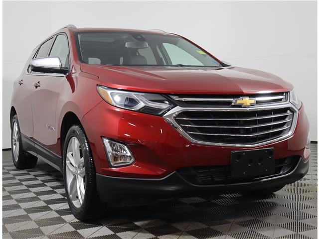 2018 Chevrolet Equinox Premier (Stk: 210551C) in Fredericton - Image 1 of 23