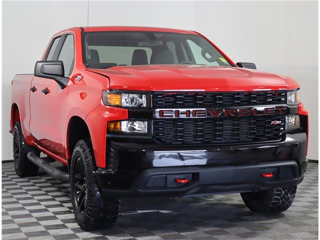 2019 Chevrolet Silverado 1500 Silverado Custom Trail Boss (Stk: 210717C) in Fredericton - Image 1 of 18