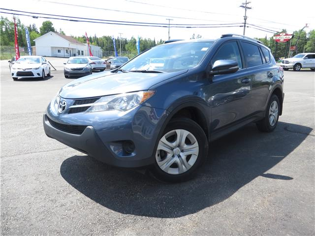 2014 Toyota RAV4 LE (Stk: S200248A) in Fredericton - Image 1 of 13