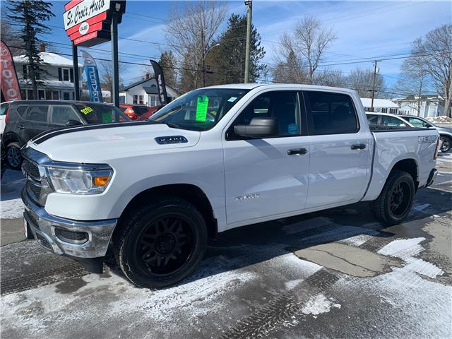 2019 RAM 1500 Tradesman (Stk: S210044A) in Fredericton - Image 1 of 18
