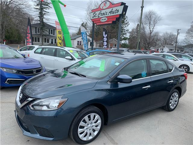 2018 Nissan Sentra 1.8 SV (Stk: 210468B) in Fredericton - Image 1 of 10