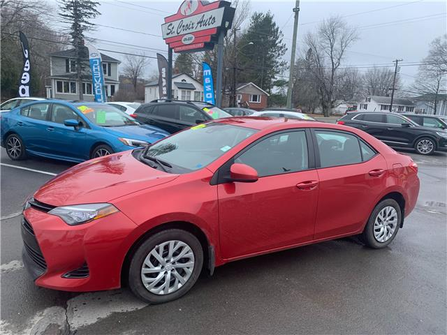 2017 Toyota Corolla LE (Stk: 210560C) in Fredericton - Image 1 of 9