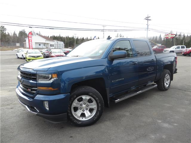 2018 Chevrolet Silverado 1500 2LT (Stk: 210598B) in St. Stephen - Image 1 of 19