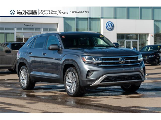 2020 Volkswagen Atlas Cross Sport 3.6 FSI Execline (Stk: 00217) in Calgary - Image 1 of 45