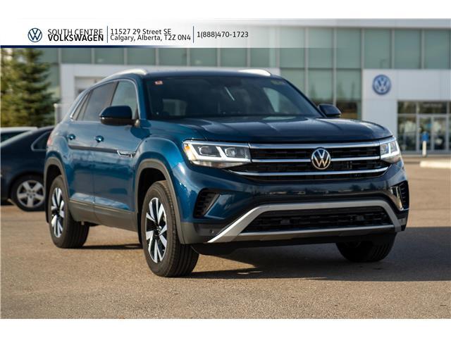 2020 Volkswagen Atlas Cross Sport 3.6 FSI Comfortline (Stk: 00228) in Calgary - Image 1 of 46