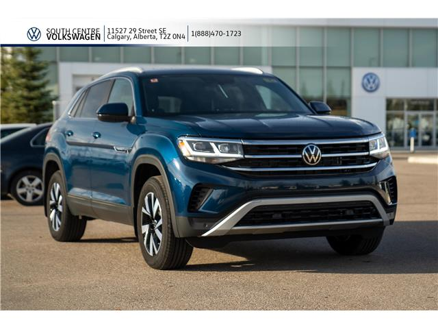 2020 Volkswagen Atlas Cross Sport 3.6 FSI Comfortline (Stk: 00234) in Calgary - Image 1 of 46