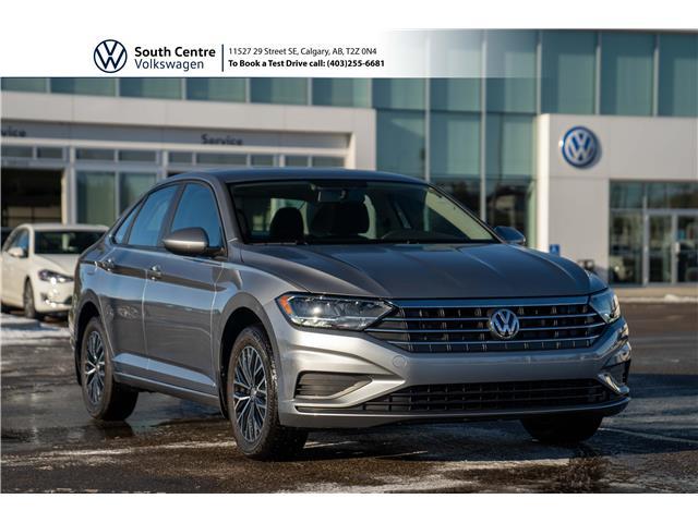 2020 Volkswagen Jetta Comfortline (Stk: 00245) in Calgary - Image 1 of 36