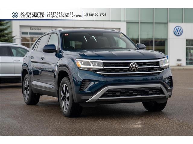 2020 Volkswagen Atlas Cross Sport 2.0 TSI Trendline (Stk: 00224) in Calgary - Image 1 of 41