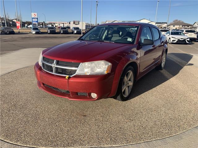 2008 Dodge Avenger SXT (Stk: KH6268B) in Medicine Hat - Image 1 of 18