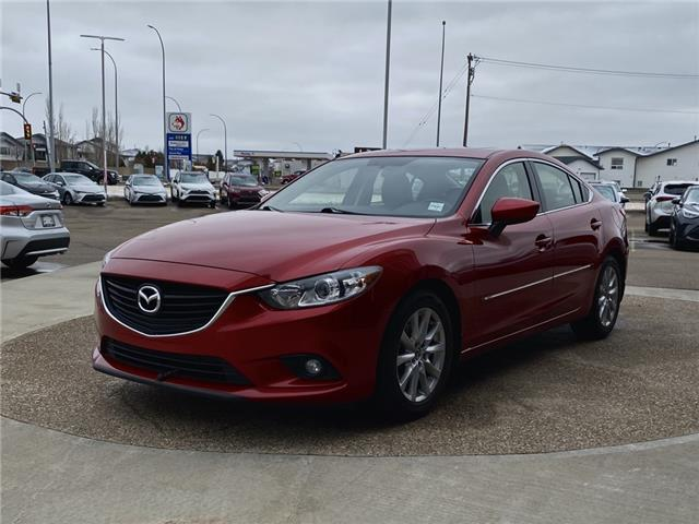 2014 Mazda MAZDA6 GS (Stk: P1518) in Medicine Hat - Image 1 of 16