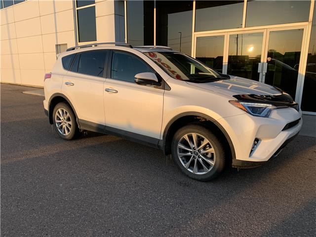 2018 Toyota RAV4 Limited (Stk: P1523) in Medicine Hat - Image 1 of 1