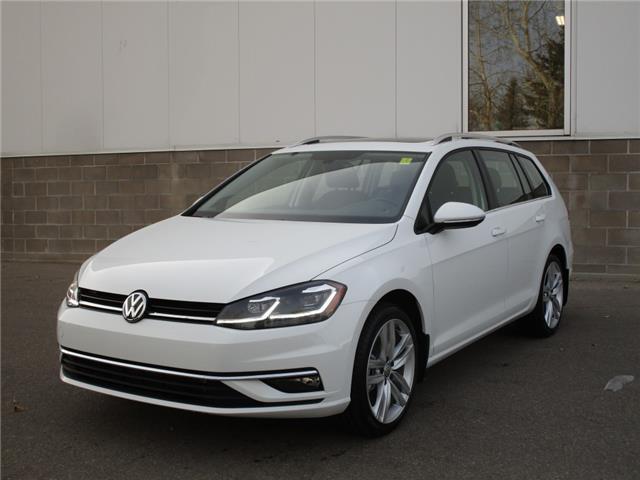 2019 Volkswagen Golf SportWagen 1.8 TSI Execline (Stk: 190591) in Regina - Image 1 of 42
