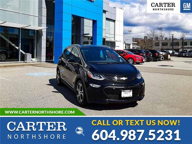 2021 Chevrolet Bolt EV Premier (Stk: 1B82690) in North Vancouver - Image 1 of 13
